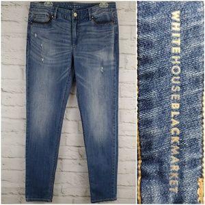 WHBM White House Black Market The Skinny Jeans
